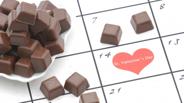 チョコレートを贈る理由