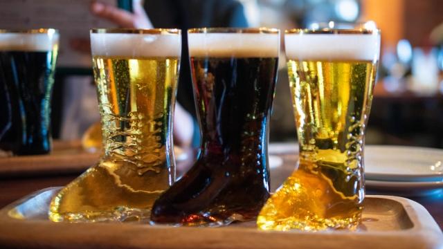 父の日にはビール!ビール党でも喜ぶ人気の地ビール!海外ビール!