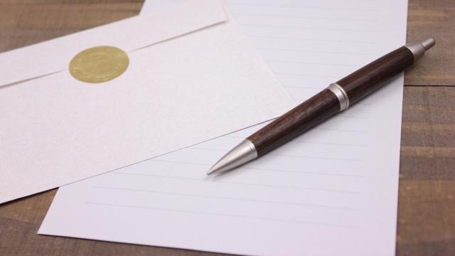 お礼状の書き方